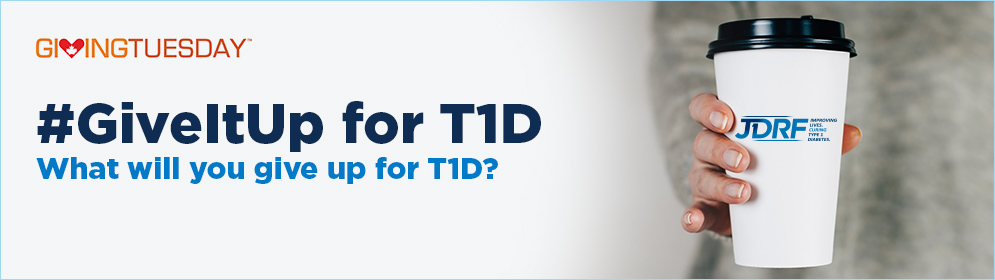 GiveItUp for T1D