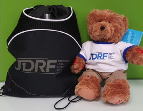 Bag of Hope. Bag of Hope. When your child receives a diagnosis of type 1  diabetes (T1D) ... c781fbde77c85