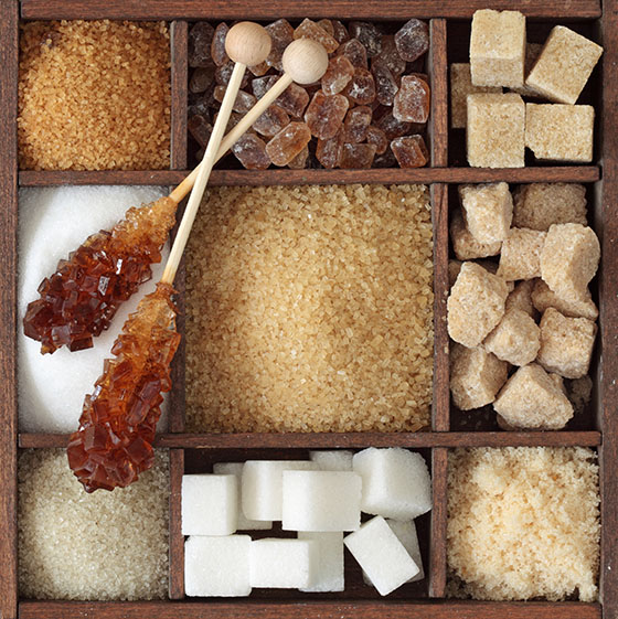Which sugar should you choose?
