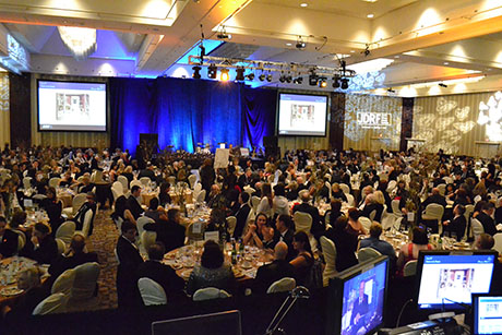 Gala Volunteers are Celebrated for their Contributions