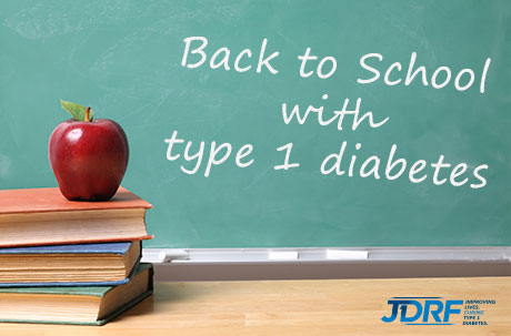 Back to School with (T1D)